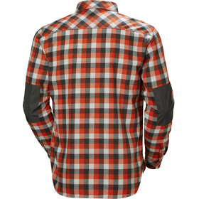 Helly Hansen Lokka - T-shirt manches longues Homme - rouge